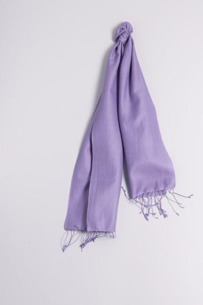 a0ac77e4f10137 Pashmina 30x150cm lavendel | Pashmina 70% kasjmier shawl | Pashmina ...