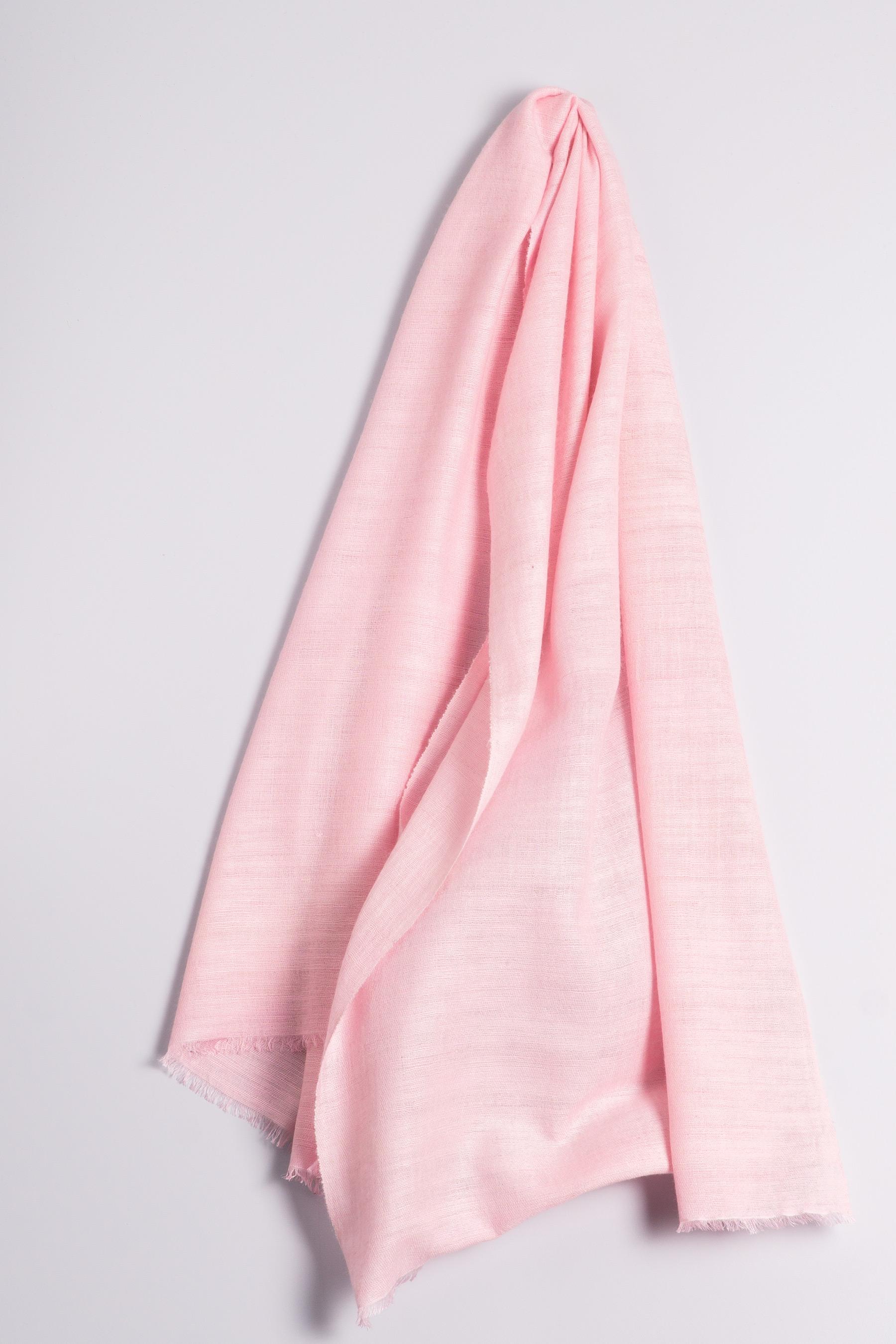 6289b1fa5286dc Shawl Handspun rosé | Shawl handspun | Sjaal | Pashmina-Original.nl
