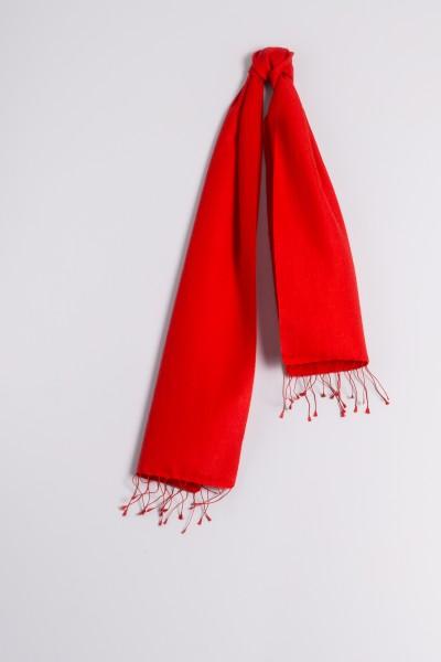 56b62d679f4505 Pashmina 30x150cm rot | Pashmina 70% kasjmier shawl | Pashmina ...