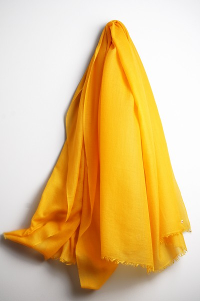 Summer Pashmina tibetan yellow